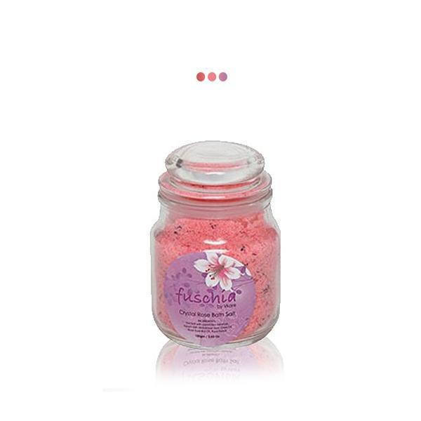 Body Scrubs - Crystal Rose Bath Salt