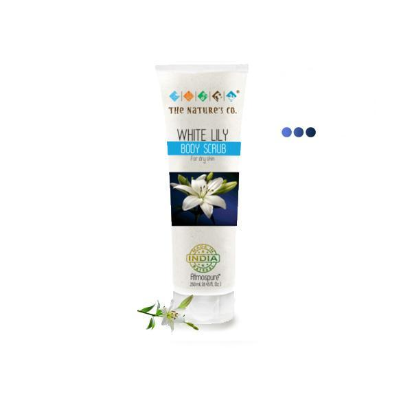 Body Scrubs - White Lily Body Scrub