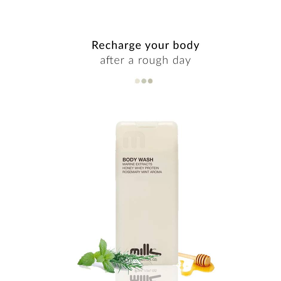 Body Wash (Him) on Smytten | Body Wash | Milk & Co.