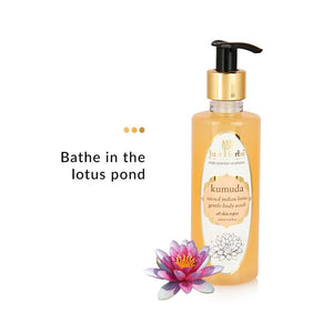 Kumuda- Indian Lotus Body Wash | Just Herbs | Shop on Smytten