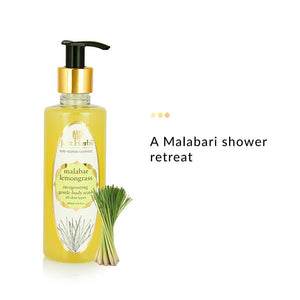 Malabar Lemon Grass Body Wash | Just Herbs | Shop on Smytten