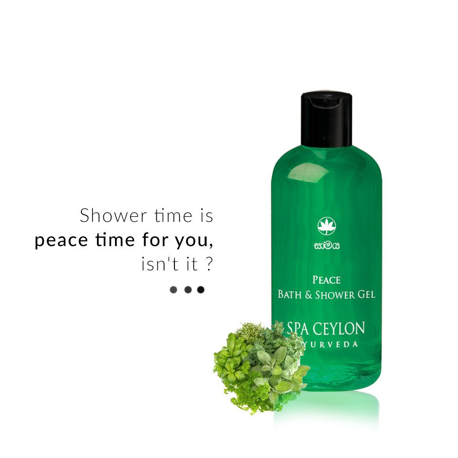 Body Wash - Peace Bath & Shower Gel
