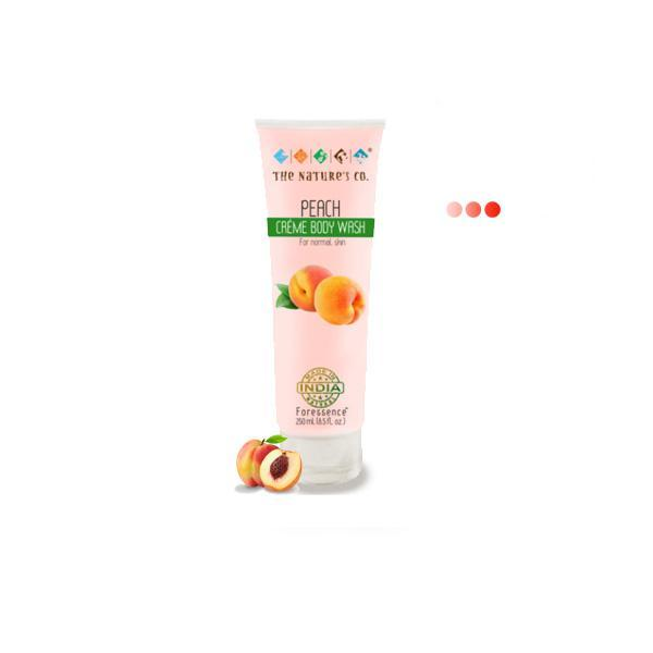Body Washes - Peach Creme Body Wash