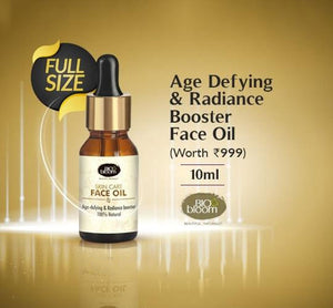 Age Defying Radiance Booster Face Oil 10ml