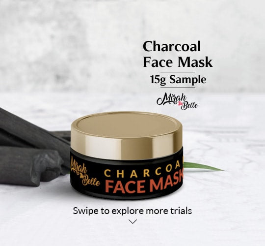 Charcoal Face Mask 15g