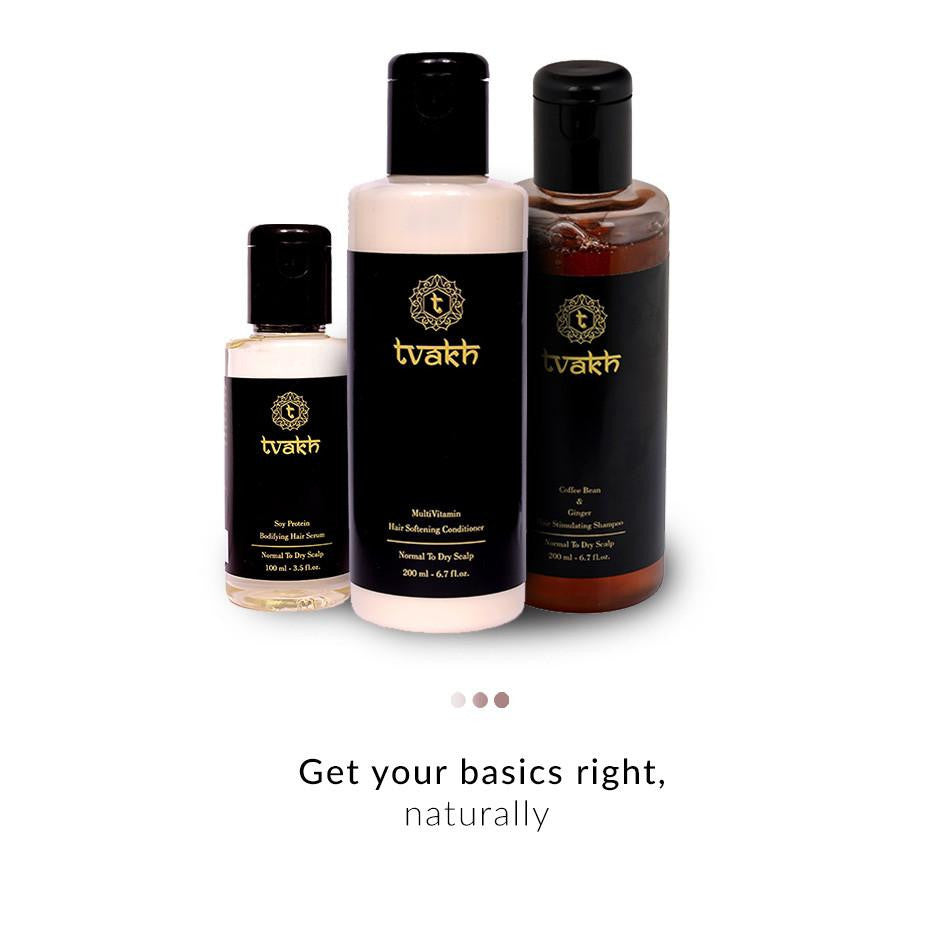 Combo - Hair Care Trio (VOLUME)