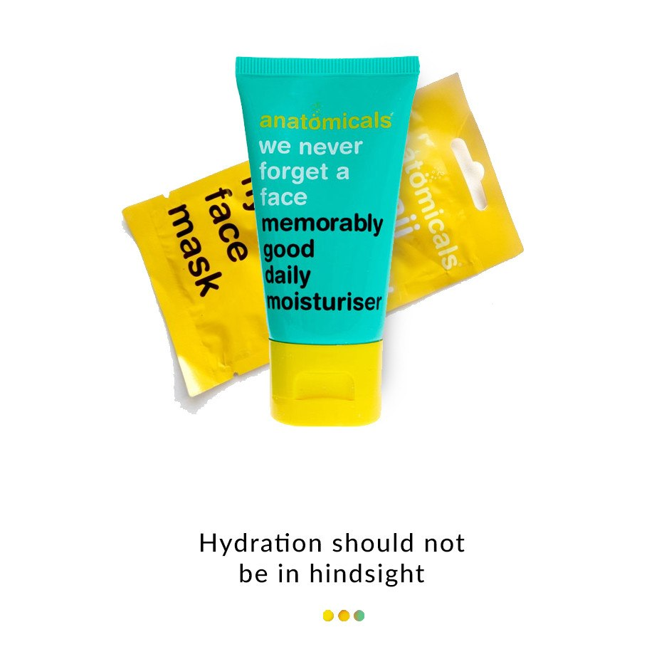 Hydrating Face Care Set on Smytten | Combo | Anatomicals