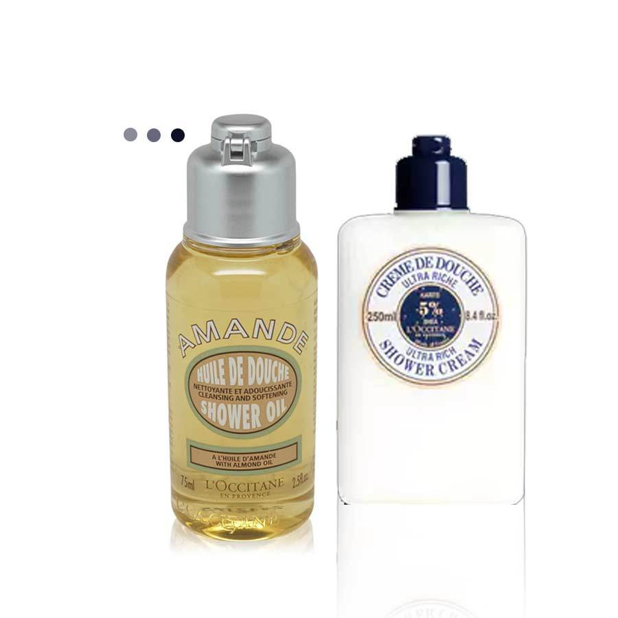 Combo - L'Occitane's Winter Special Shower Duo