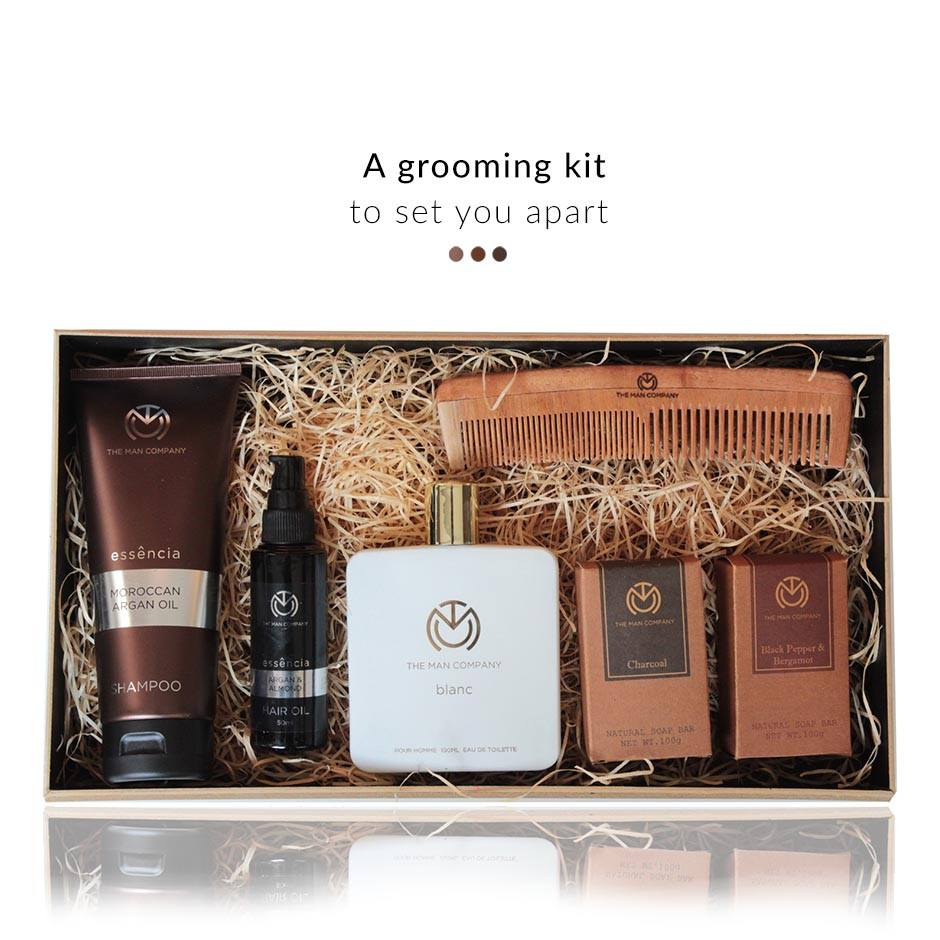 Combo - Pinnacle Grooming Kit For Men