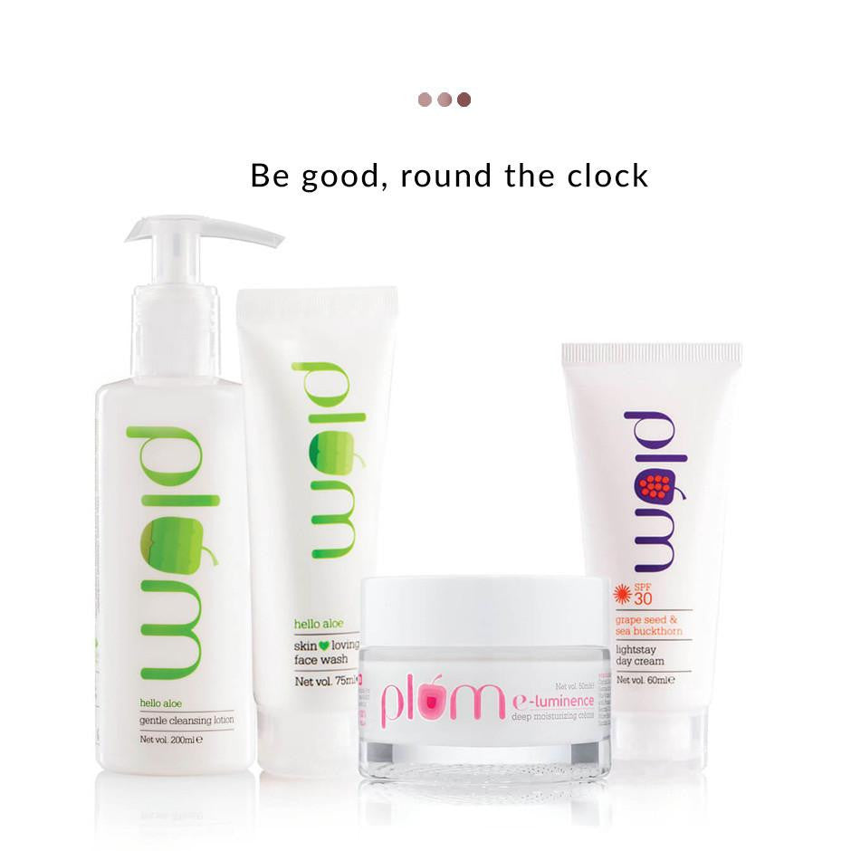 Combo - Round-The-Clock Bundle For Very Dry Skin