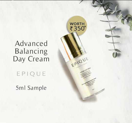 Cream - Advanced Balancing Day Cream