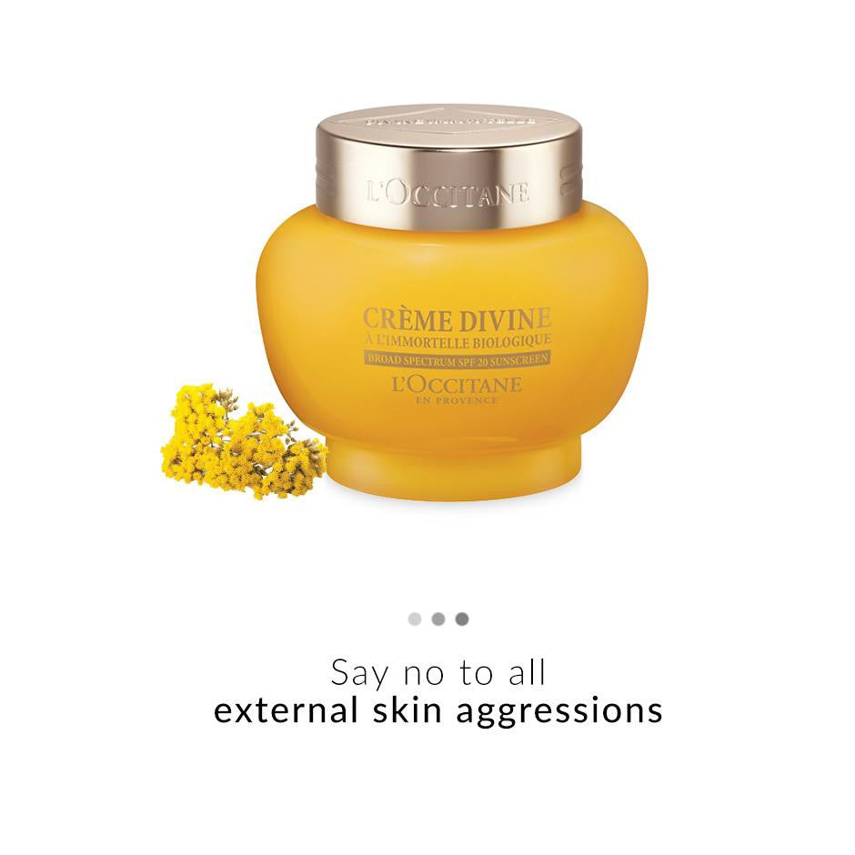 Cream - Immortelle Divine Cream SPF 20