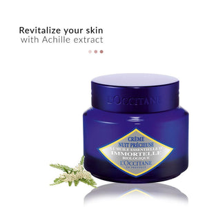 Cream - Immortelle Precious Night Cream