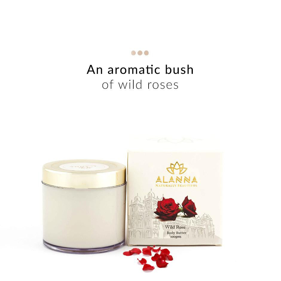 Cream - Wild Rose Body Butter