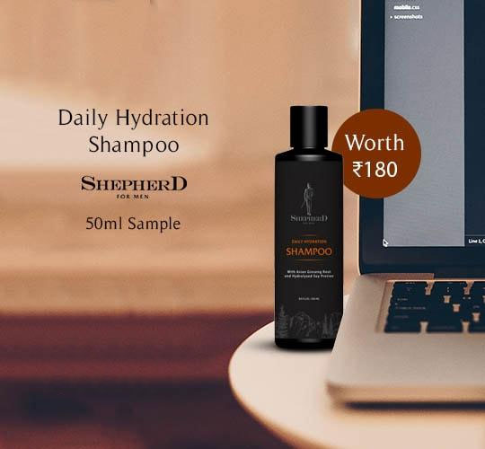 Daily Hydration Shampoo