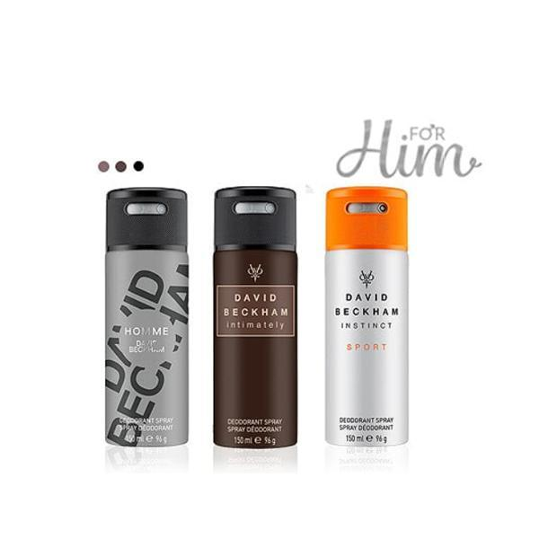 Deodorants And Body Mists - Instinct Sport+Intimately+Homme Deo Set