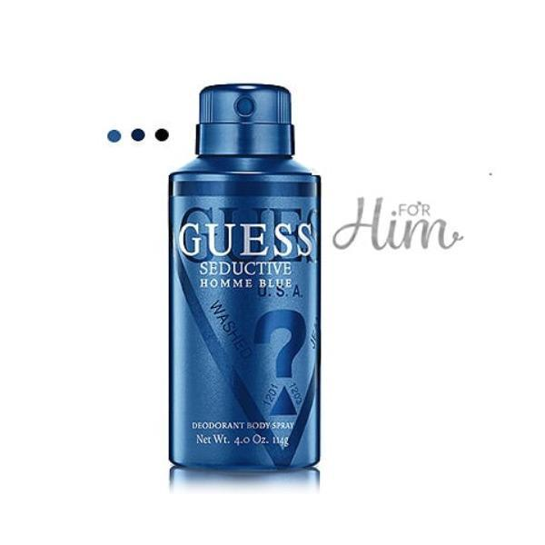 Deodorants And Body Mists - Seductive Homme Blue Deo