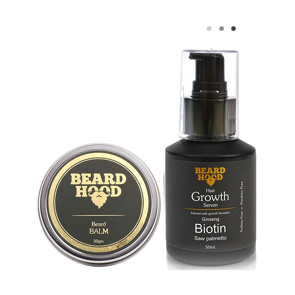 Essentials For Gentlemen - Beard Balm & Beard Spa Oil