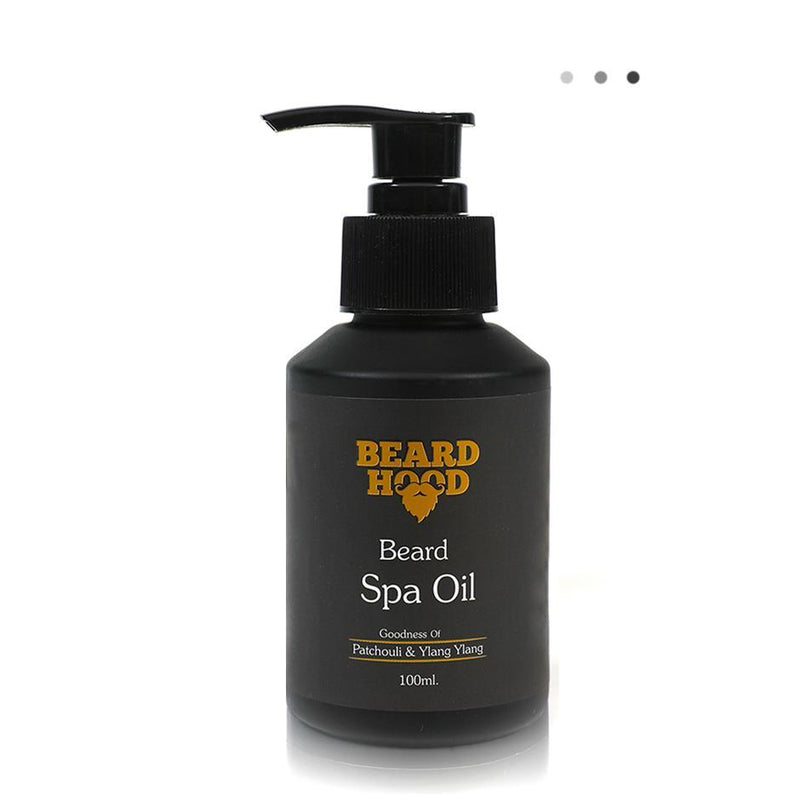 Essentials For Gentlemen - Beard Spa Oil