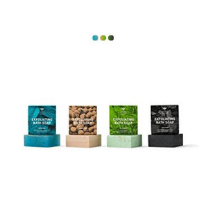 Essentials For Gentlemen - Exfoliating Bath Soaps