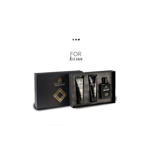 Essentials For Gentlemen - Face And Fragrance
