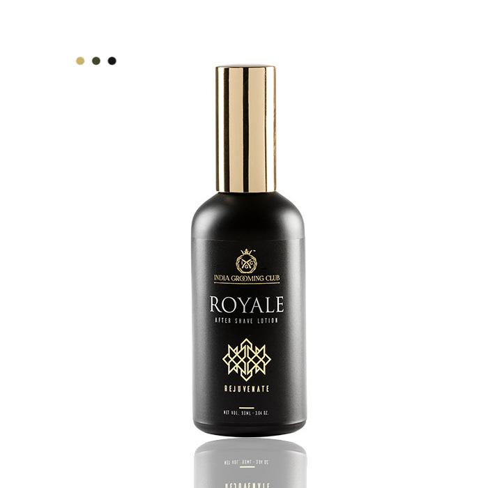 Essentials For Gentlemen - Royale After-Shave Lotion