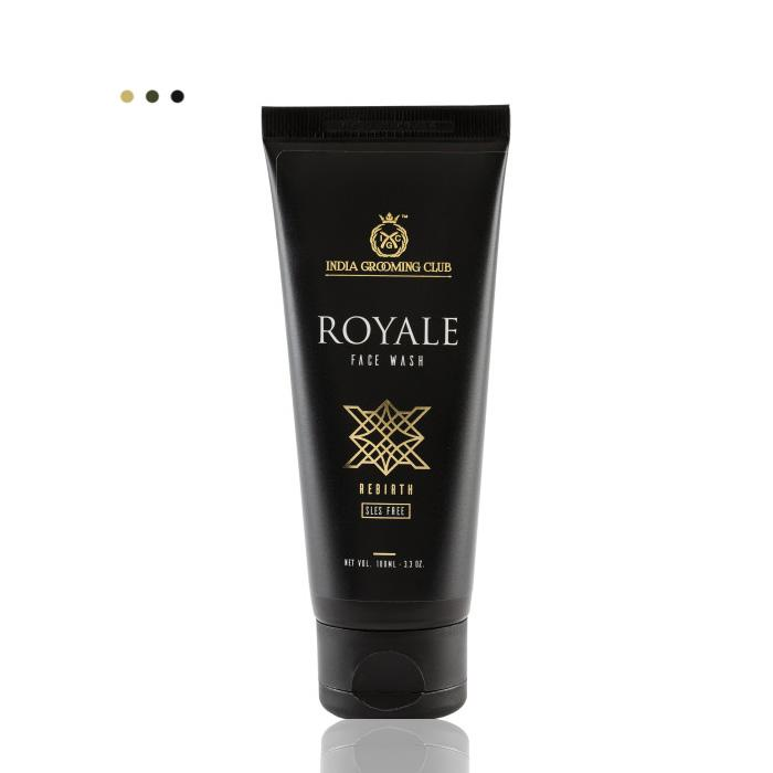 Essentials For Gentlemen - Royale Face Wash