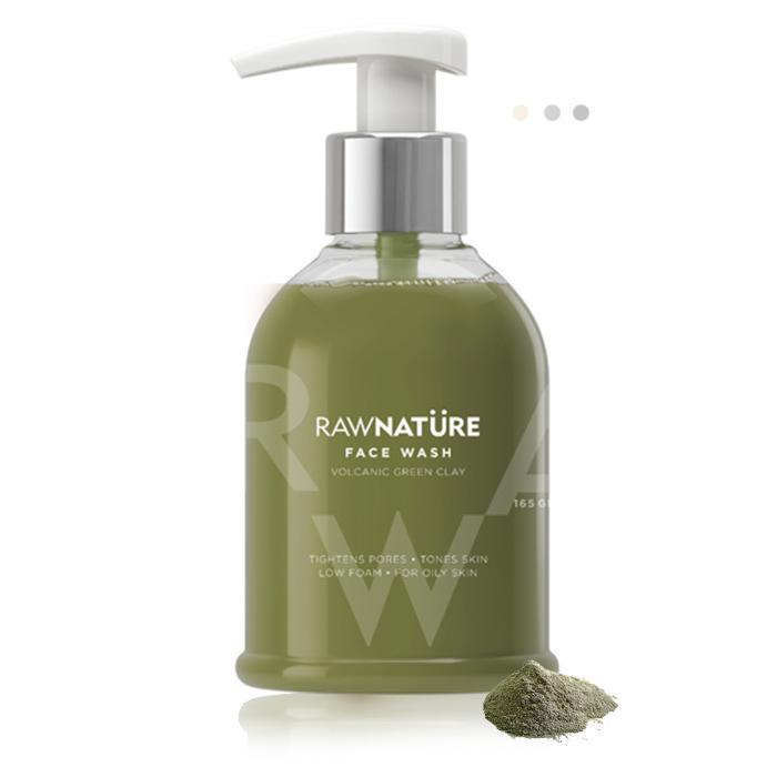 Essentials For Gentlemen - Volcanic Green Clay - FACE WASH