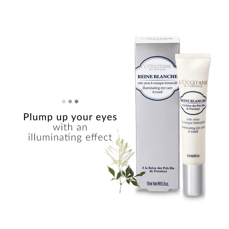 Eye Care - Reine Blanche Illuminating Eye Care & Mask