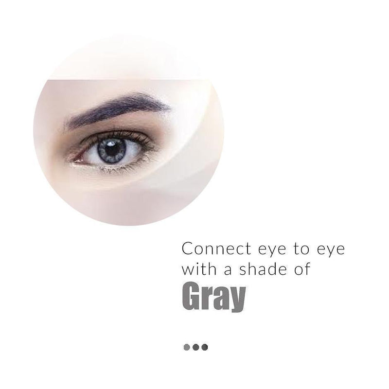 Eye Lens - Sterling Gray