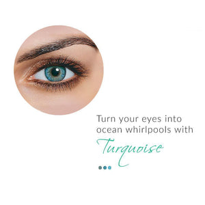Turquoise| FreshLook | Shop on Smytten