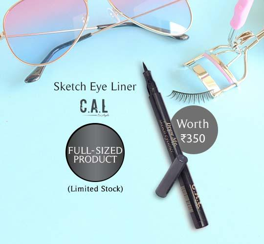 Eye Liner - CAL Sketch Eye Liner