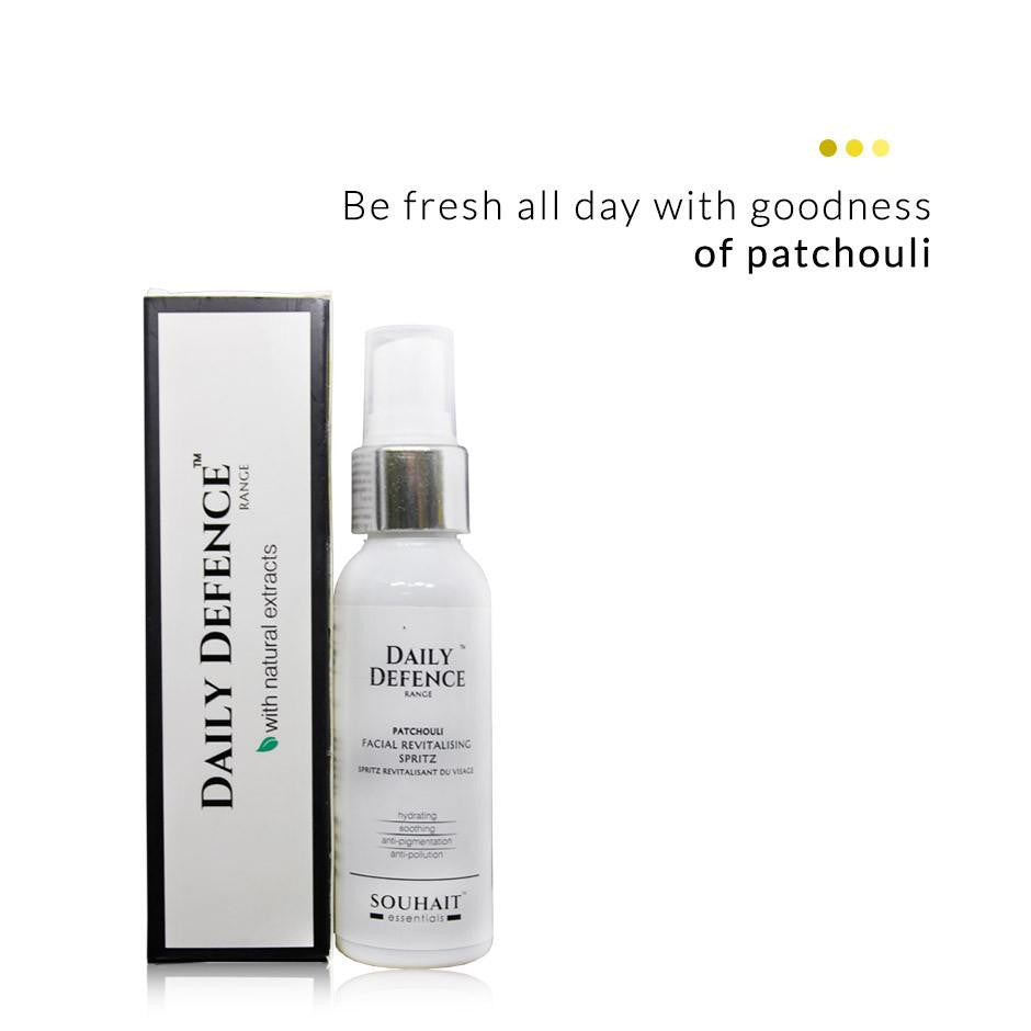 Face Care - Daily Defence - Facial Revitalising Spritz