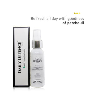 Daily Defence - Facial Revitalising Spritz | Souhait Essentials | Shop on Smytten