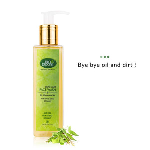 Face Care - Face Wash - Oily Skin