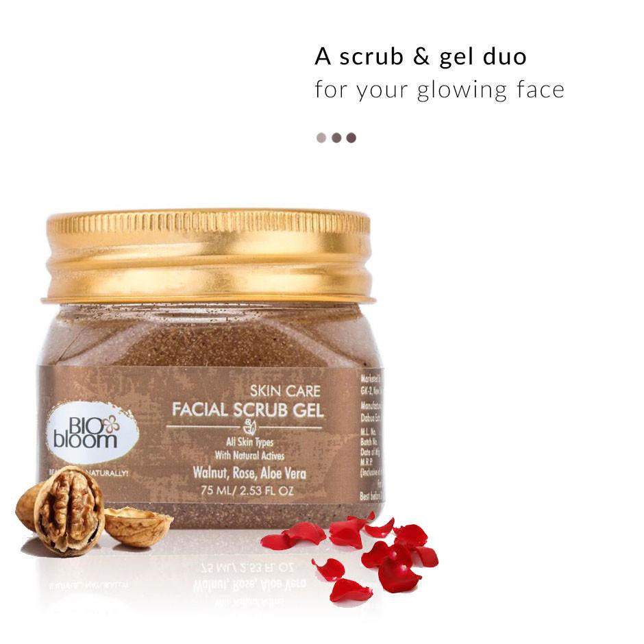 Face Care - Facial Scrub Gel