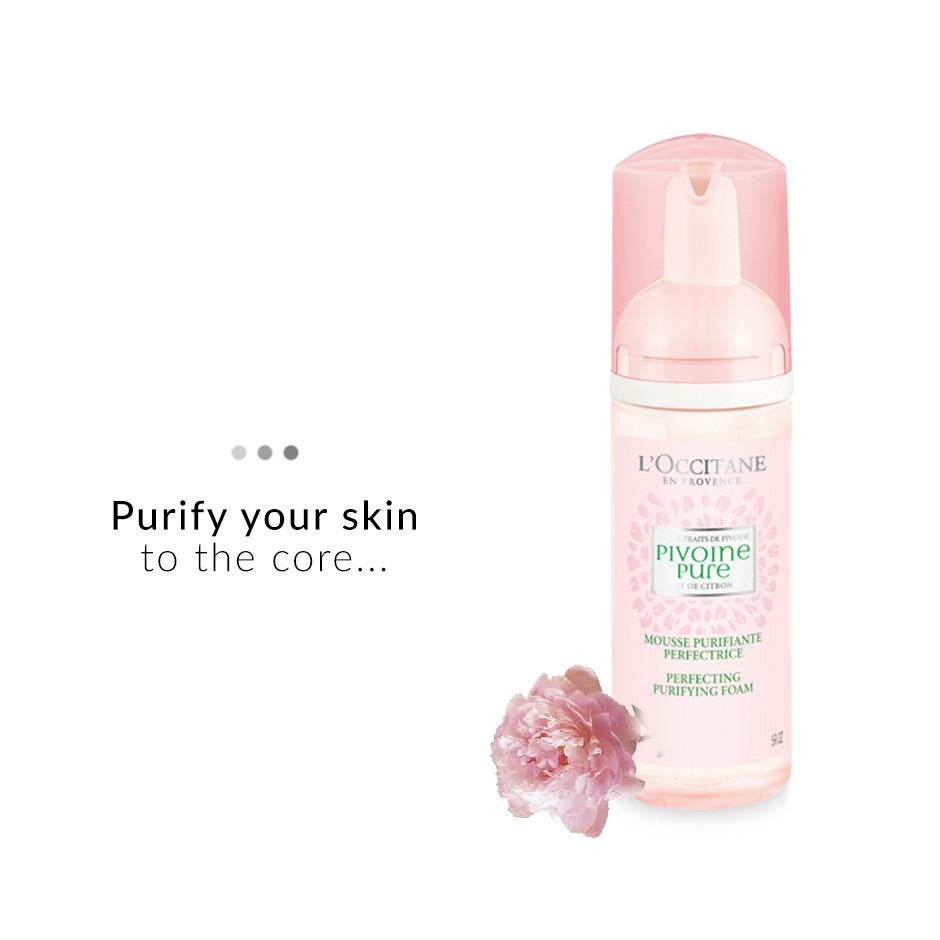 Face Care - Perfecting Purifying Foam
