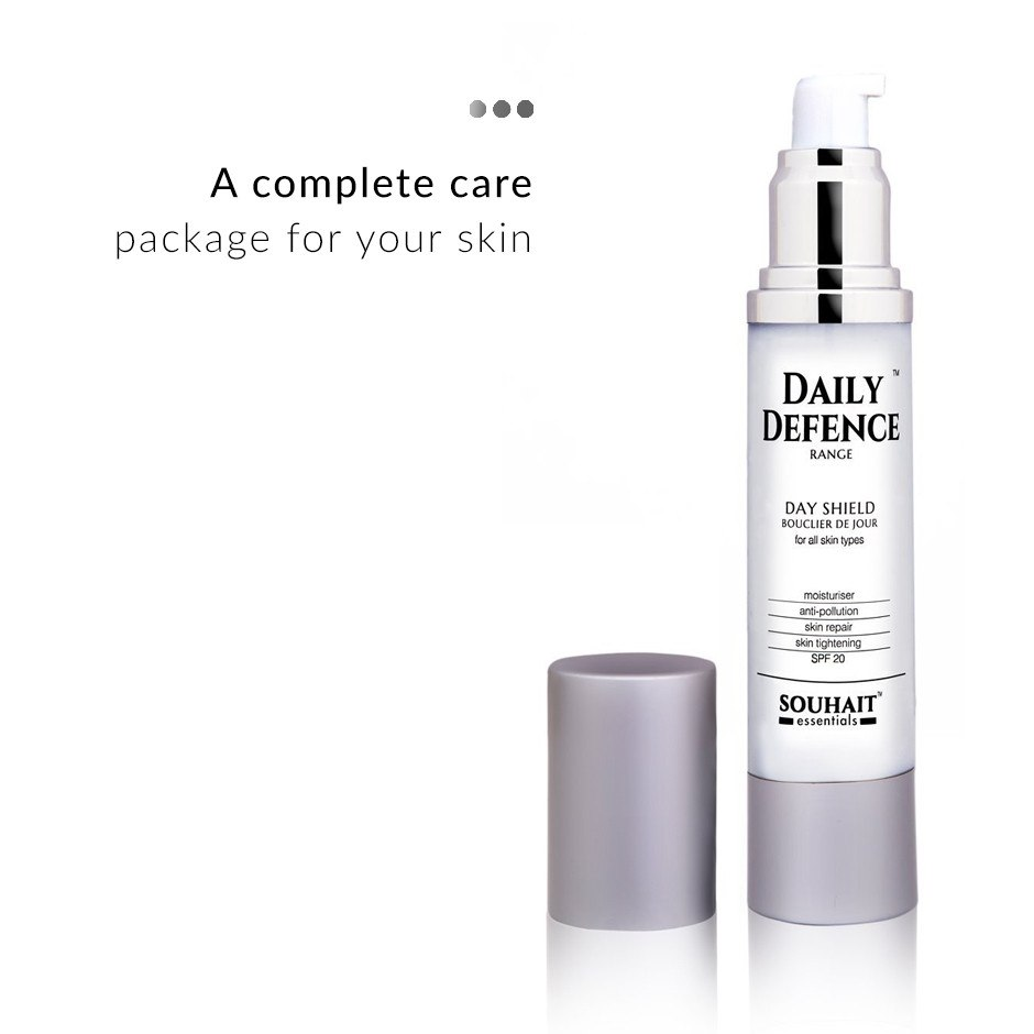 Face Cream - Daily Defence Range - Day Shield