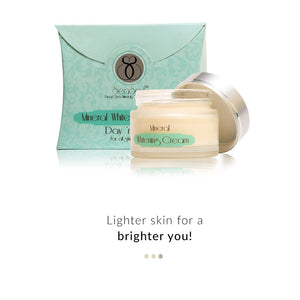 Face Cream - Mineral Whitening Cream - Day 'n' Night