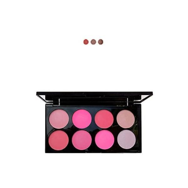 Face Makeup - Blush Contour Palette