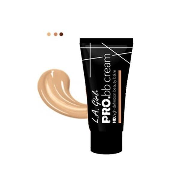 Face Makeup - HD PRO BB Cream