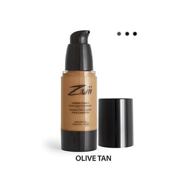 Face Makeup - Liquid Foundation