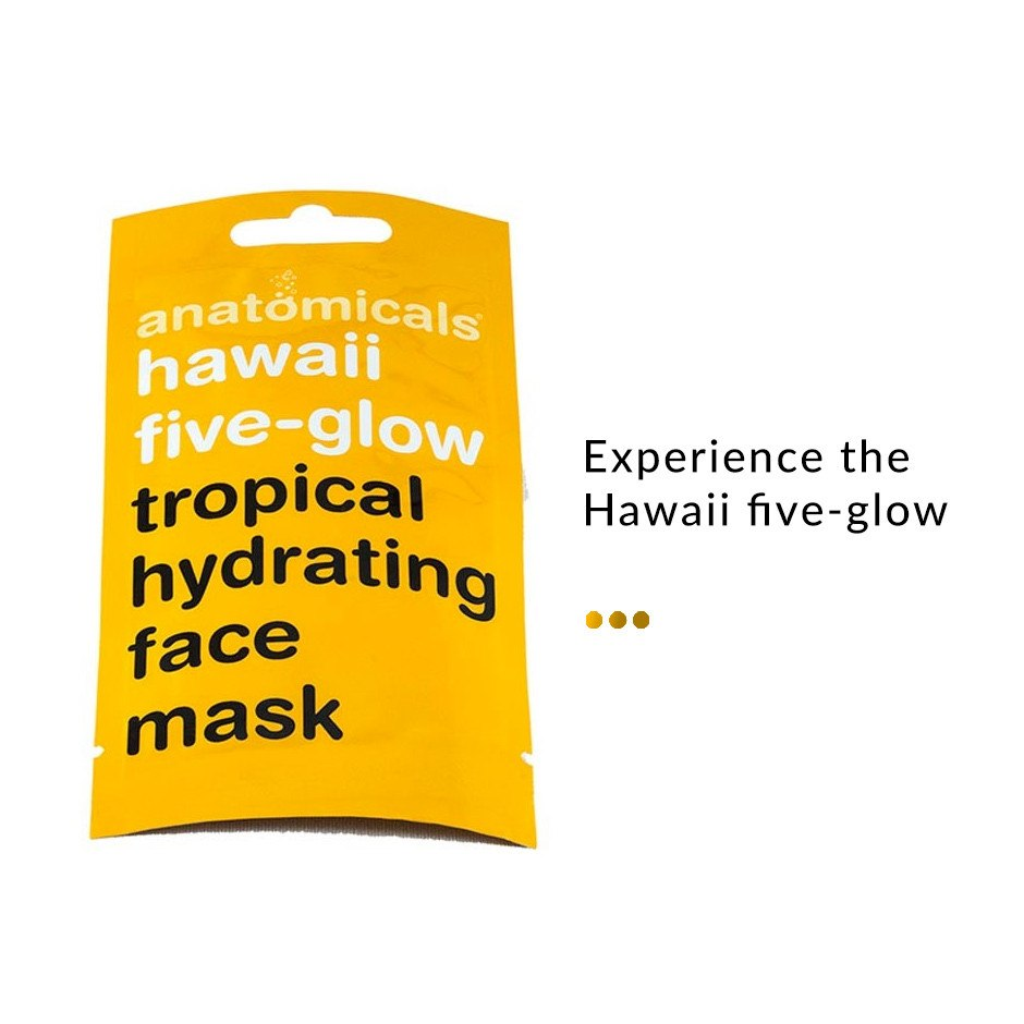 Face Mask - Tropical Hydrating Face Mask