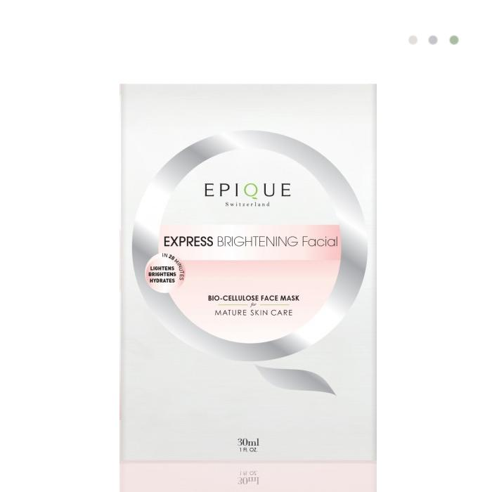 Face Packs And Masks - Express Brightening Facial
