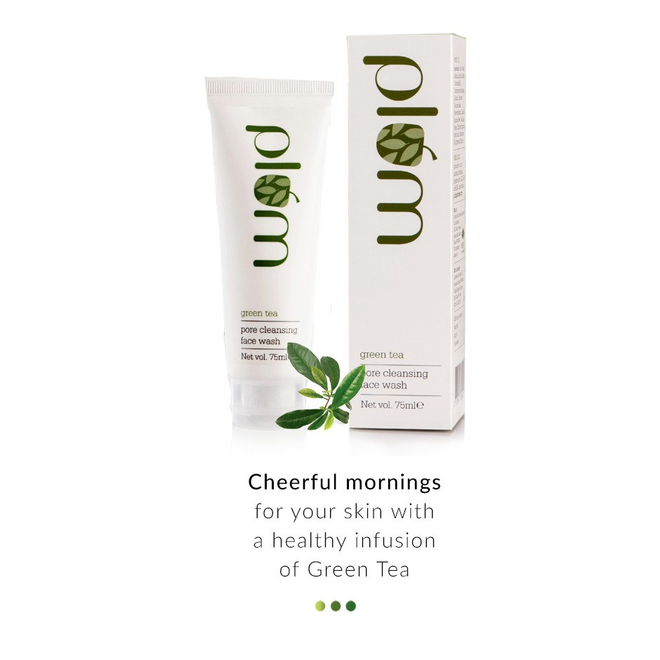 Green Tea Pore Cleansing Face Wash on Smytten | Face Wash | Plum