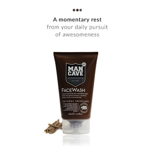 Face Wash - ManCave FaceWash