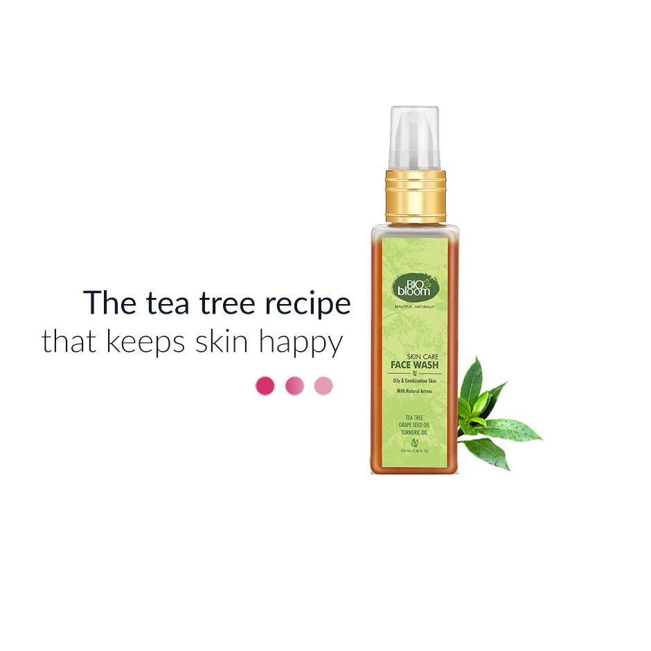 Tea Tree Face Wash on Smytten | Face Wash | Biobloom
