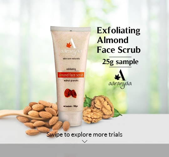 Almond Face Scrub 25g