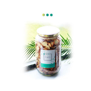 Food And Beverages - Almond Cookies Jar