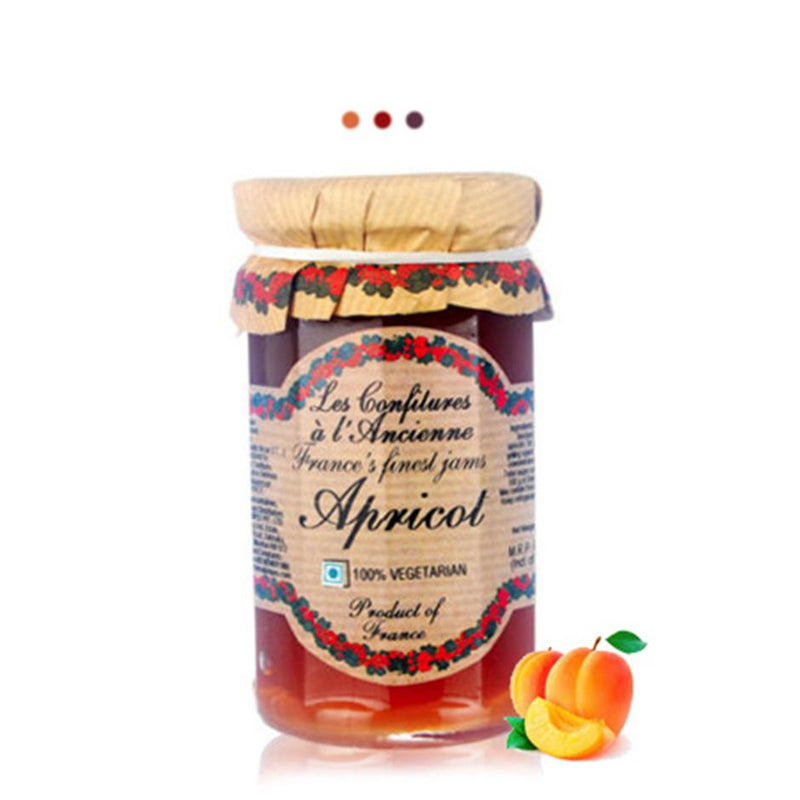 Food And Beverages - Apricot Fruit Spread